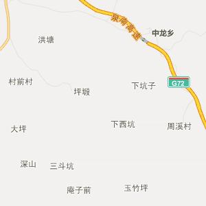 江西行政地图 吉安行政地图