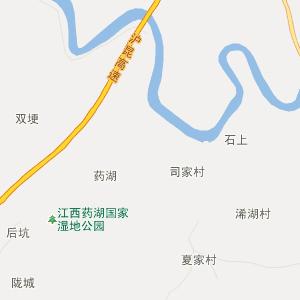上塘镇地图_永嘉县上塘镇三维电子地图和邮编