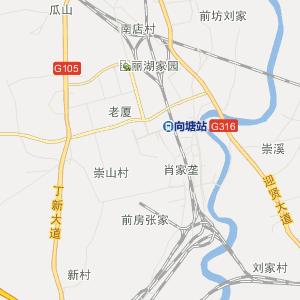 南昌飞机场到靖安