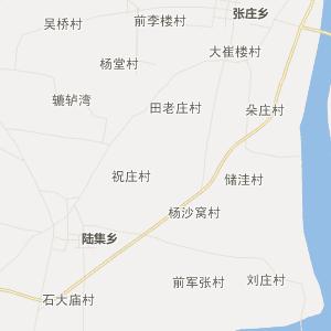 范县杨集行政地图_中国电子地图网