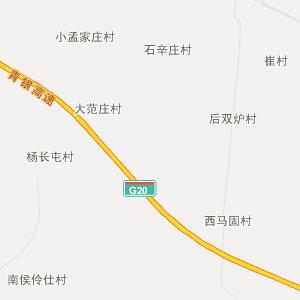 河北省行政地图 邢台市行政地图