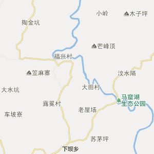 福建省行政地图 龙岩市行政地图