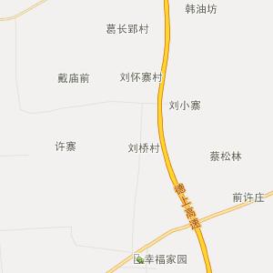 利辛望疃行政地图_中国电子地图网
