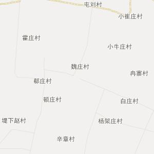 山东行政地图 德州行政地图