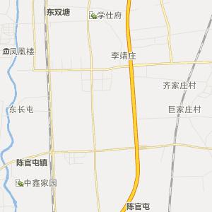 天津滨海国际机场到天津理工大学主校区