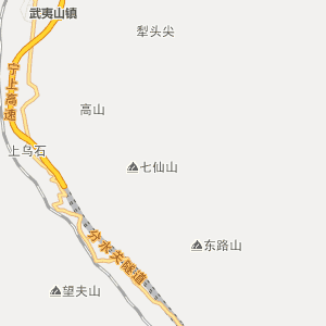 福州到武夷山地图 上饶到婺源地图