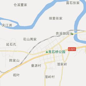江西鹰潭行政地图_鹰潭在线行政图