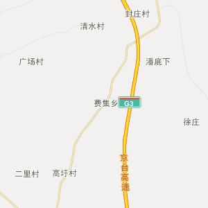 肥东县白龙镇行政地图图片