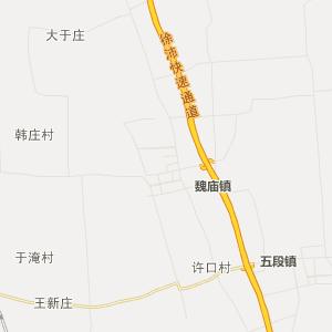 沛县胡寨行政地图_中国电子地图网
