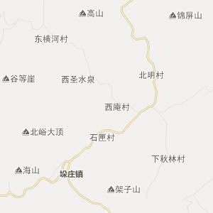 章丘市垛庄镇在线(duozhuang)行政地图实用查询