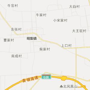 章丘辛寨行政地图_中国电子地图网