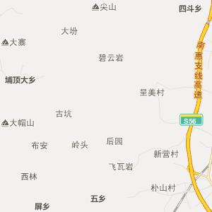 福建行政地图 泉州行政地图