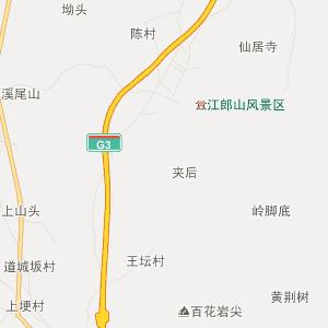广丰县东阳乡行政地图图片