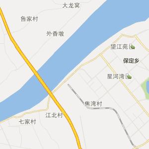 繁昌新港行政地图_中国电子地图网图片