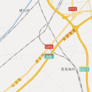 唐山市丰南区高清行政地图