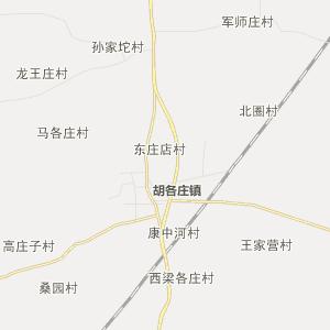 乐亭大相各庄行政地图