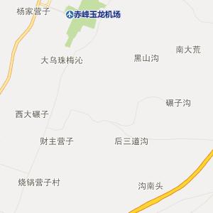 赤峰牛营子飞机坠毁