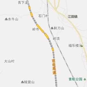 福州福清行政地图_中国电子地图网图片