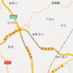 福建行政地图 福州行政地图