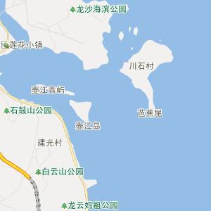 福州连江行政地图_中国电子地图网