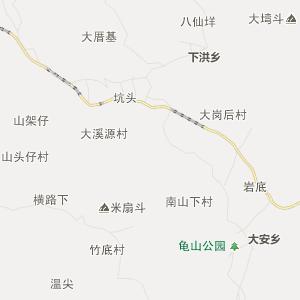 永嘉到苍南的地图