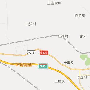 宣城广德行政地图_中国电子地图网图片