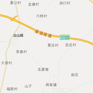高邮市菱塘回族乡行政地图