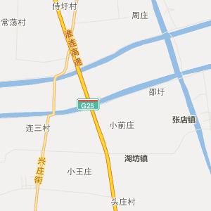 灌云县南岗乡行政地图图片