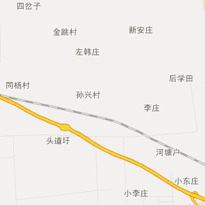 灌云下车行政地图_中国电子地图网图片