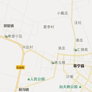 江苏省行政地图 盐城市行政地图图片