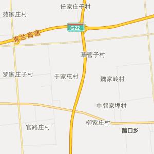 潍坊90公里,南到日照70公里
