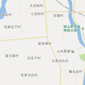 安丘新安行政地图_中国电子地图网图片