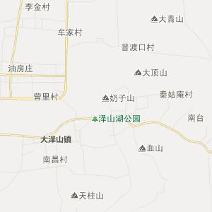 山东省行政地图 青岛市行政地图