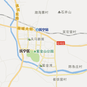 距山海关飞机场35公里