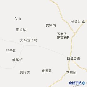 辽宁行政地图 朝阳行政地图