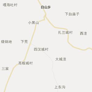 湘潭大学校内地图