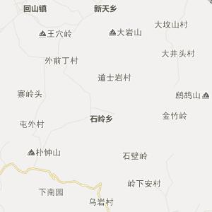 天台平桥行政地图_平桥在线行政图