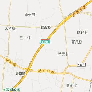 浙江行政地图 嘉兴行政地图