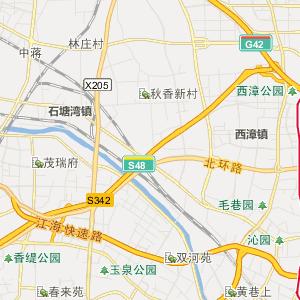 无锡惠山行政地图_惠山在线行政图