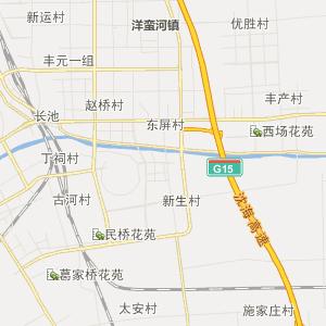 江苏省行政地图 南通市行政地图