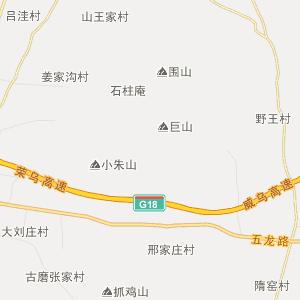 龙口兰高行政地图_兰高在线行政图