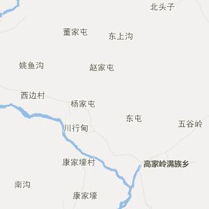 兴城碱厂行政地图_中国电子地图网