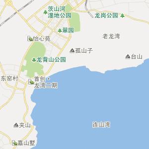 辽宁葫芦岛行政地图_葫芦岛在线行政图
