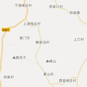 牟平高陵行政地图_高陵在线行政图
