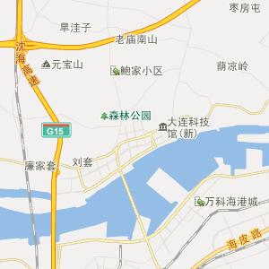 辽宁省凌海市地图_溜溜网