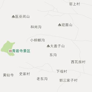辽宁行政地图 锦州行政地图