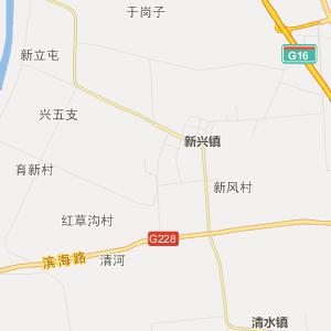 给我查塔城裕民的地图