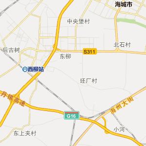 辽宁省行政地图 鞍山市行政地图 海城市行政地图 毛祁镇行政地图  ue