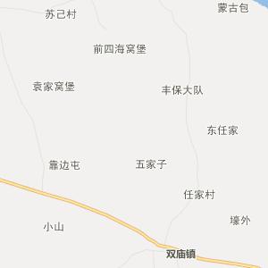 将莲江口镇所辖北部地区划出