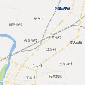 辽阳灯塔柳条地图